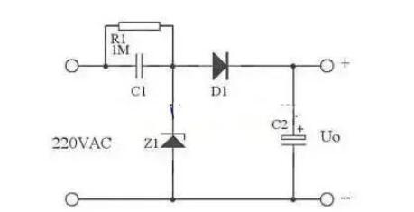 电容降压的原理是什么