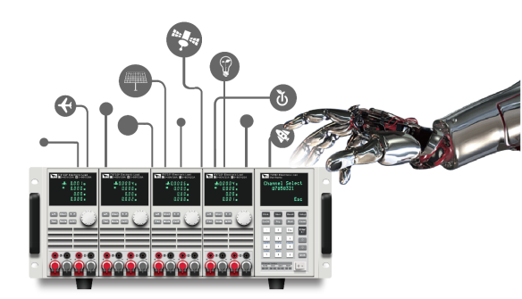 IT8700P多通道电子负载测试转换器解密