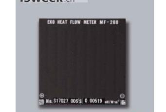 关于日本EKO热流传感器 MF-180M和HF-10的三种热传导模式