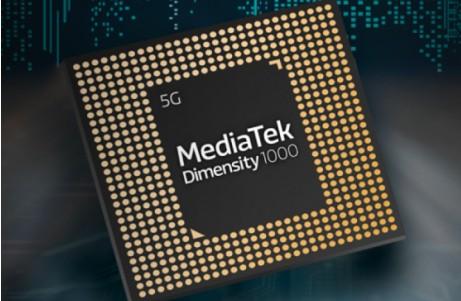 随着 5G 商用范围不断扩大,联发科增加中端 5G 智能手机处理器的产量