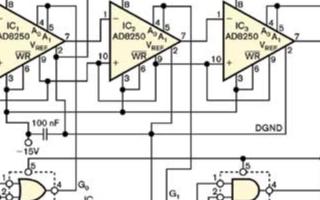 基于AD8253的复合放大器满足设计要求