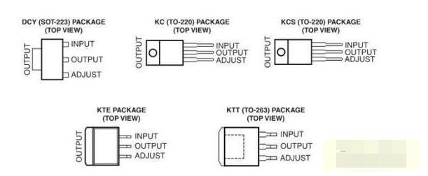 LM317参数及基本应用电路