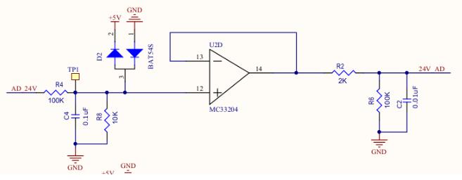 模拟电压转换电路的转换电压计算案例