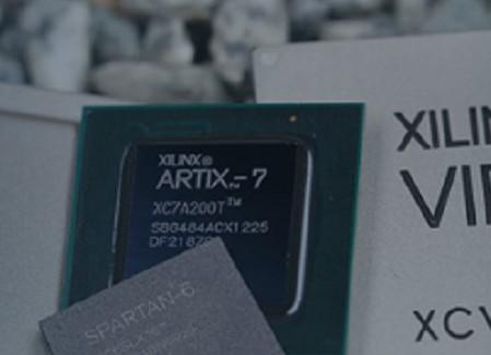 基于(FPGA)芯片 XQRKU060采用65n...