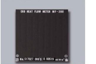 非接触式热流传感器广泛应用于哪些行业领域?