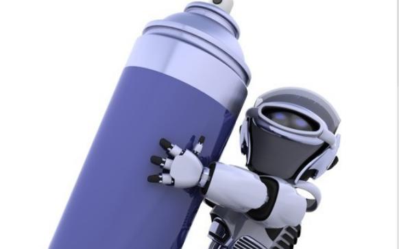 拖动示教喷涂机器人的应用将比人工喷涂更具有优势