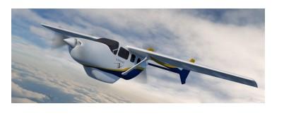 Ampaire 原型机位于夏威夷的 Mokulele 航空公司进行测试