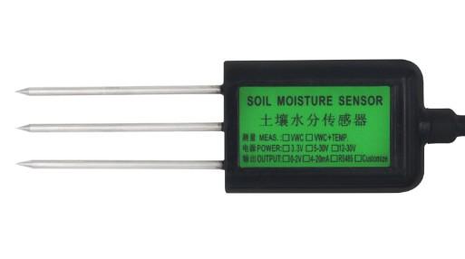 Y射线法水分传感器与TDR法水分传感器的使用区别