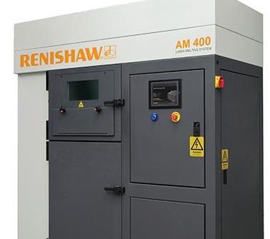 AM400金属增材制造系统专门用于口腔产品制造的3D打印系统