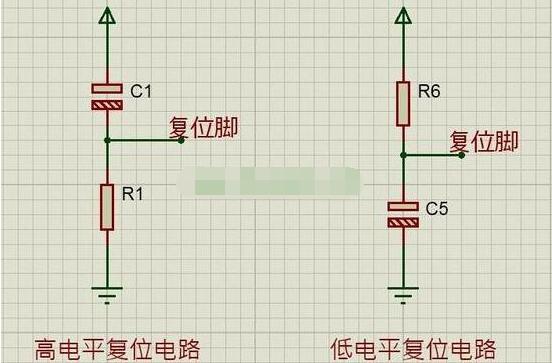 单片机复位电路有哪几种?单片机复位电路的作用和工作原理图解