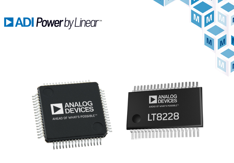 Analog Devices LT8228与LT...