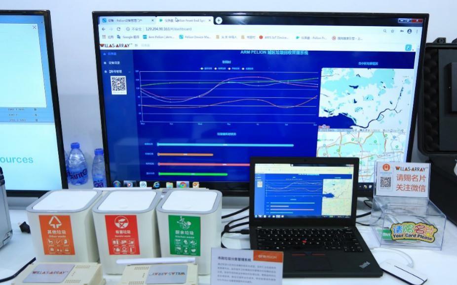 并入软银的Arm物联网服务,其Pelion平台加速发展