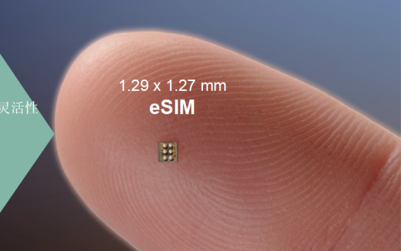 一站式eSIM方案破瓶颈,5G时代eSIM将爆发