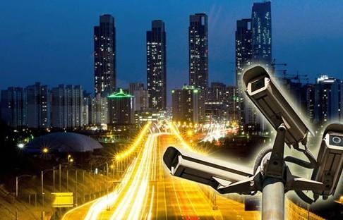 智能安防系统主要包括哪三大部分?