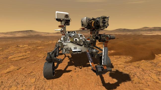 英飞凌旗下IR HiRel公司助力NASA毅力号火星探测车创造新里程碑