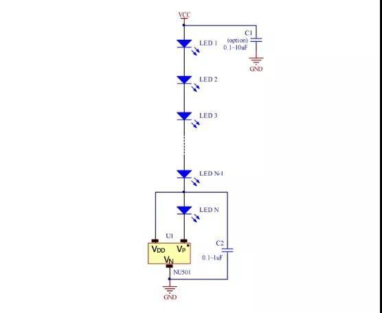 关于深紫外UVC-LED的三种典型驱动电路的对比...