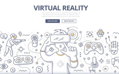 在VR安全体验中将可以以各种方式来体验安全性