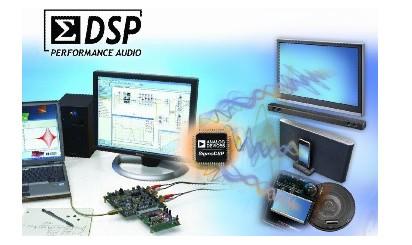 ADAU1452适用于放大器和主控制器产品中
