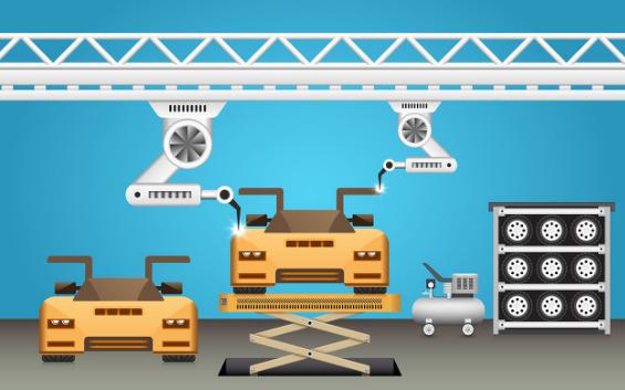 RFID在AGV小车上的应用以及AGV小车系统的功能