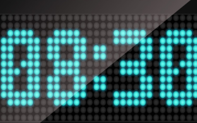 LED数码管显示实验的工程文件资料免费下载