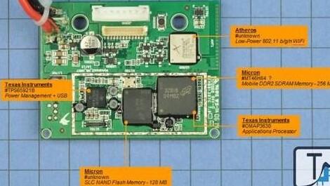 德关于州仪器OMAP3630应用处理器与 USB解决方案