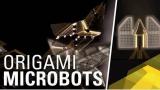 快讯:科学家研制可通过加热来应对不同任务的折叠式微型机器人