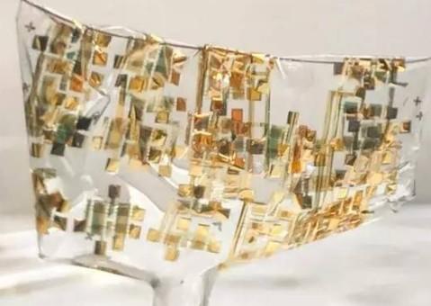 美国开发生物可分解的纤维素基板材料,可用于安装电子元件