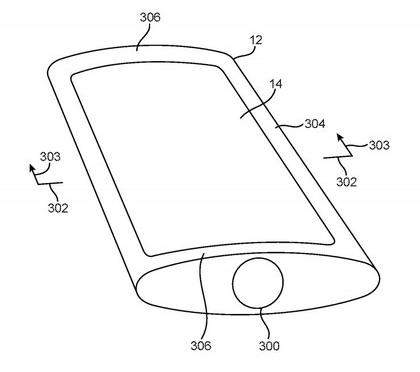 苹果iPhone或将配备屏占比极高的环绕式屏幕