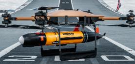 无人机登上英国航母,未来将会改变游戏规则