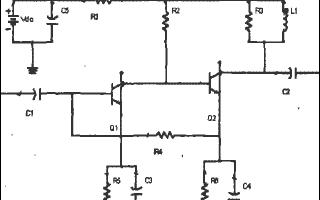 超宽带低噪声放大器的的仿真、测试和实现电路设计
