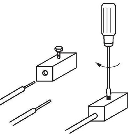 图文详解:导线与借线柱的连接步骤