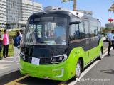 内蒙古自治区首辆5G无人驾驶接驳车完成调试,即将...