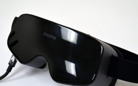 Kopin最新Micro-OLED显示屏拥有双栈OLED结构和高平ColorMaxTM技术