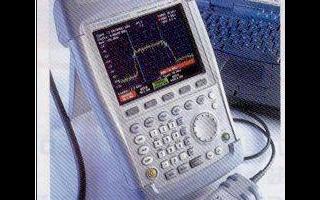 频谱分析仪的参数和性能指标的含义了解