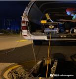 一种可用于排水管道内部摄像检测及测量工作的管道检...