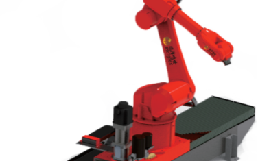 解析机器人本体组成的5部分