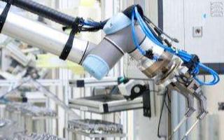 优傲机器人与北京如影智能科技有限公司签署战略合作协议