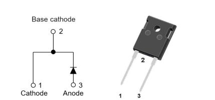 揚杰科技推出性能優異的輸入整流二極管,可應用于主流的充電樁行業