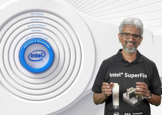 英特尔发布10nm SuperFin新技术