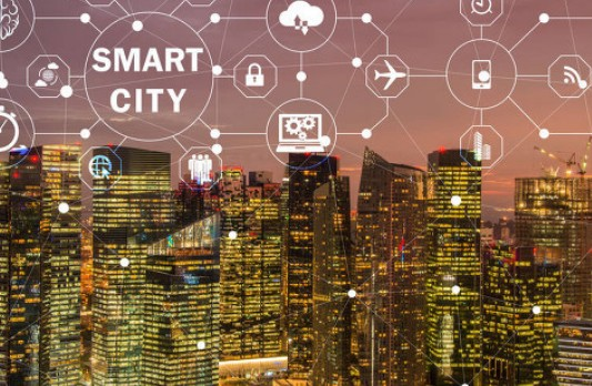 当城市在智能技术上进行投资时,将加速5G、物联网...