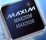 Maxim SiGe可变增益放大器的性能特点和应用分析