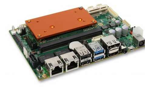 新款 conga-SMC1 3.5 处理器支持与摄像头连接