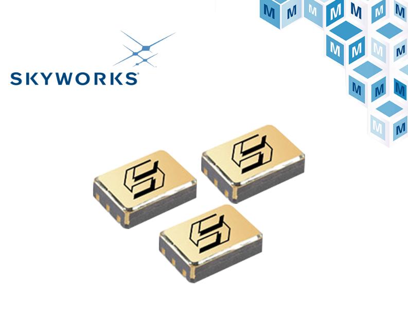 贸泽开售Skyworks Solutions适用...