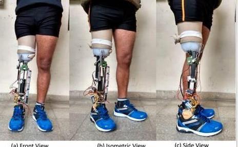 假肢手臂的 MEMS 传感器嵌入式系统可以防水?