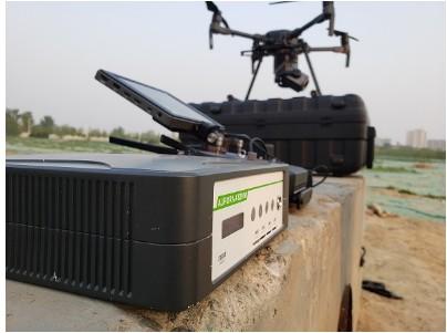 5G 4K+无人机视频通讯系统助客户加速商业应用...