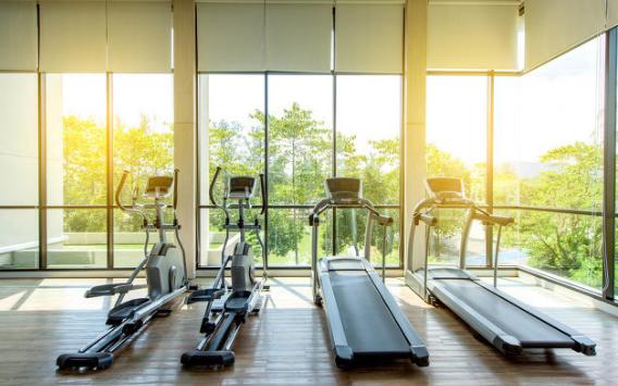 在人工智能的发展趋势下,健身房迎来了新面貌