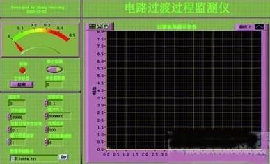 电路过渡过程监测仪的工作流程与应用