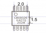 芯百特微电子发布UWB射频解决方案,达到厘米级的...