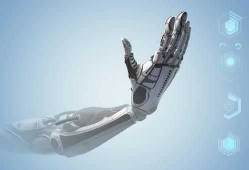 当激光雷达传感器遇上机械臂,组成了超高智能化机械...