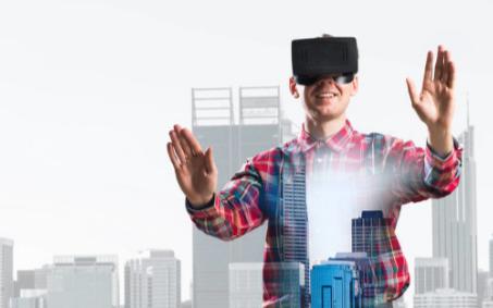 VR安全体验馆,可仿真模拟工程施工自然环境